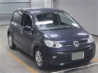 Import and buy VOLKSWAGEN UP 2017 from Japan to Nairobi, Kenya