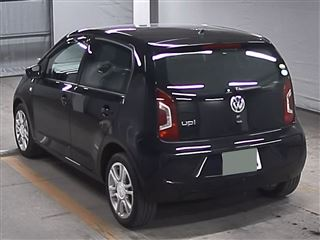 Import and buy VOLKSWAGEN UP 2013 from Japan to Nairobi, Kenya