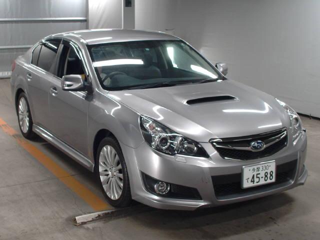Buy Import Subaru Legacy B4 2011 To Kenya From Japan Auction