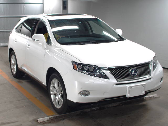 Buy Import Toyota Lexus Rx 2010 To Kenya From Japan Auction