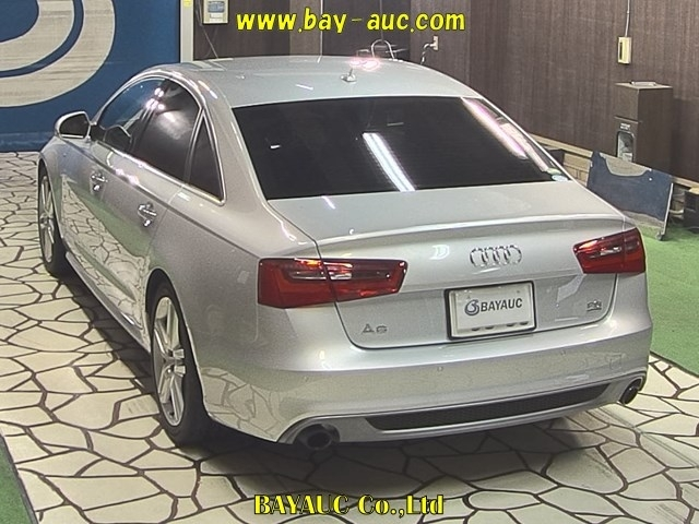 Import and buy AUDI A6 2014 from Japan to Nairobi, Kenya