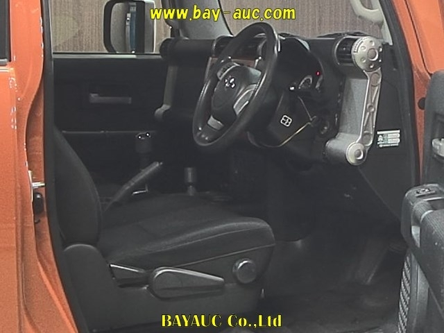 Import and buy TOYOTA FJ CRUISER 2014 from Japan to Nairobi, Kenya