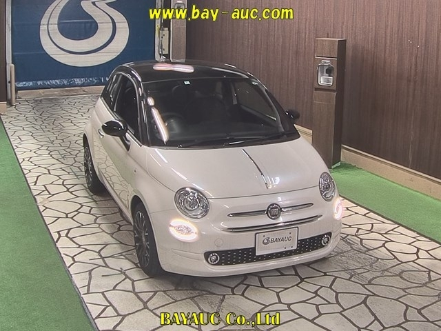 Import and buy FIAT 500 2020 from Japan to Nairobi, Kenya