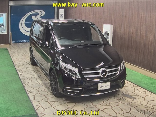 Import and buy MERCEDES BENZ V CLASS 2018 from Japan to Nairobi, Kenya