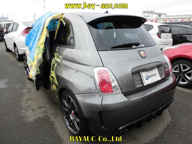 Import and buy FIAT OTHER 2017 from Japan to Nairobi, Kenya