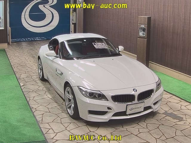 Import and buy BMW Z4 2014 from Japan to Nairobi, Kenya