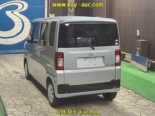 Import and buy DAIHATSU HIJET CADDIE 2016 from Japan to Nairobi, Kenya