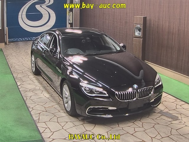 Import and buy BMW 6 SERIES 2015 from Japan to Nairobi, Kenya