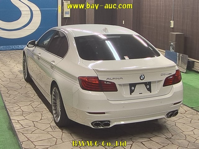 Import and buy BMW ALPINA 2014 from Japan to Nairobi, Kenya