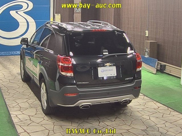 Import and buy GM CHEVROLET CAPTIVA 2014 from Japan to Nairobi, Kenya