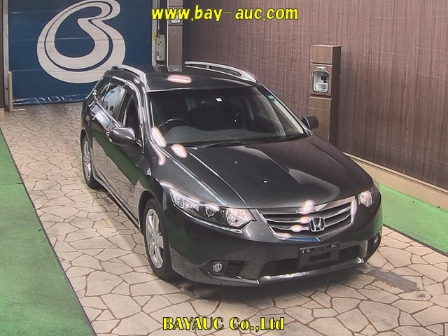 Import and buy HONDA ACCORD WAGON 2013 from Japan to Nairobi, Kenya