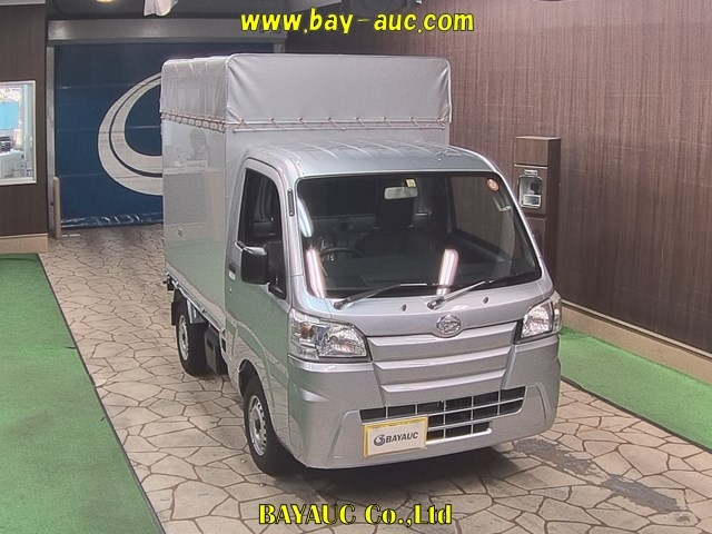 Import and buy DAIHATSU HIJET TRUCK 2017 from Japan to Nairobi, Kenya