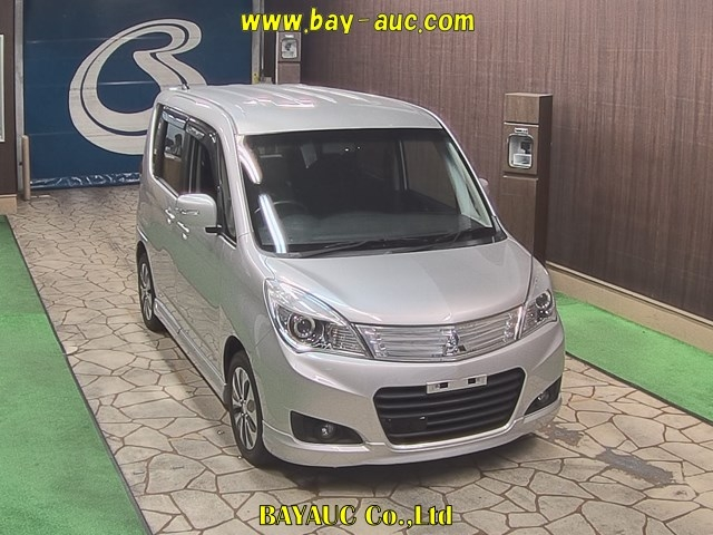 Import and buy MITSUBISHI DELICA D2 2016 from Japan to Nairobi, Kenya