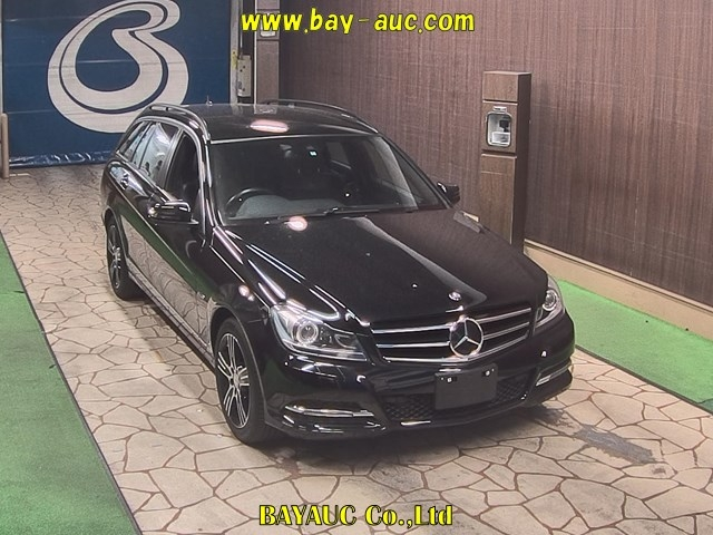 Import and buy MERCEDES BENZ C CLASS WAGON 2014 from Japan to Nairobi, Kenya