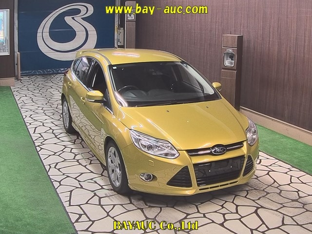Import and buy FORD FOCUS 2013 from Japan to Nairobi, Kenya