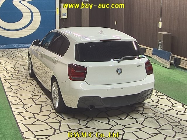 Import and buy BMW 1 SERIES 2013 from Japan to Nairobi, Kenya