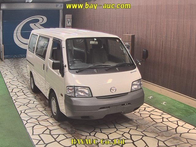 Import and buy MAZDA BONGO VAN 2015 from Japan to Nairobi, Kenya