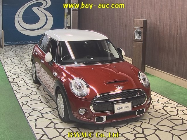 Import and buy BMW MINI 2015 from Japan to Nairobi, Kenya
