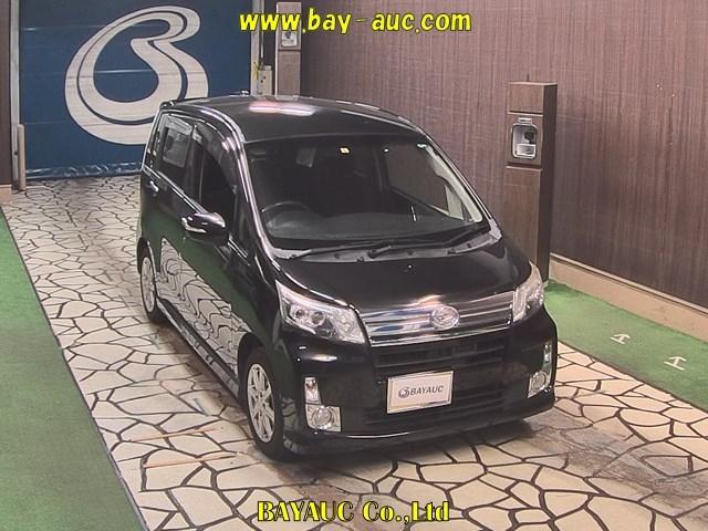 Import and buy DAIHATSU MOVE 2013 from Japan to Nairobi, Kenya