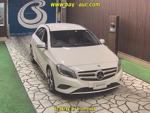Import and buy MERCEDES BENZ A CLASS 2014 from Japan to Nairobi, Kenya