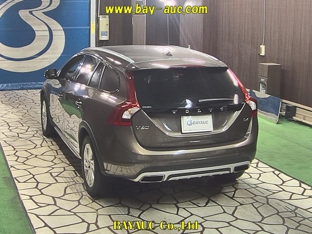 Import and buy VOLVO V60 2016 from Japan to Nairobi, Kenya