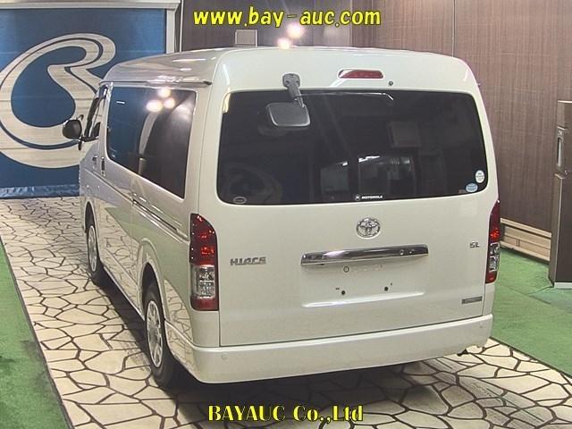 Import and buy TOYOTA HIACE 2014 from Japan to Nairobi, Kenya