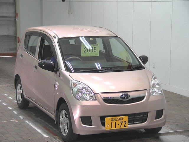 Import and buy SUBARU PLEO 2013 from Japan to Nairobi, Kenya
