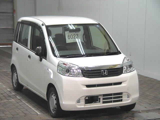 Import and buy HONDA LIFE 2014 from Japan to Nairobi, Kenya