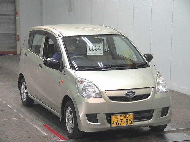 Import and buy SUBARU PLEO 2014 from Japan to Nairobi, Kenya