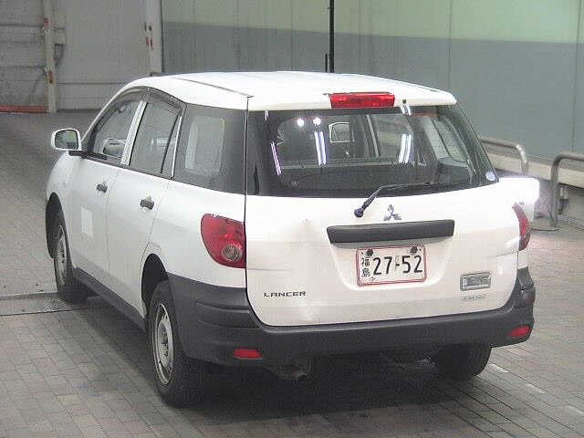 Import and buy MITSUBISHI LANCER VAN 2015 from Japan to Nairobi, Kenya
