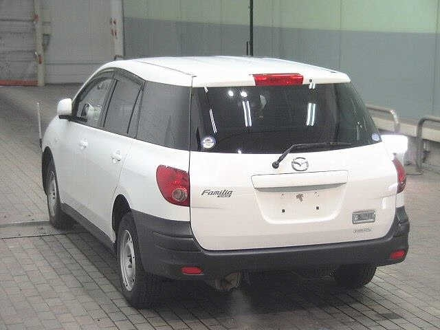 Import and buy MAZDA FAMILIA VAN 2017 from Japan to Nairobi, Kenya
