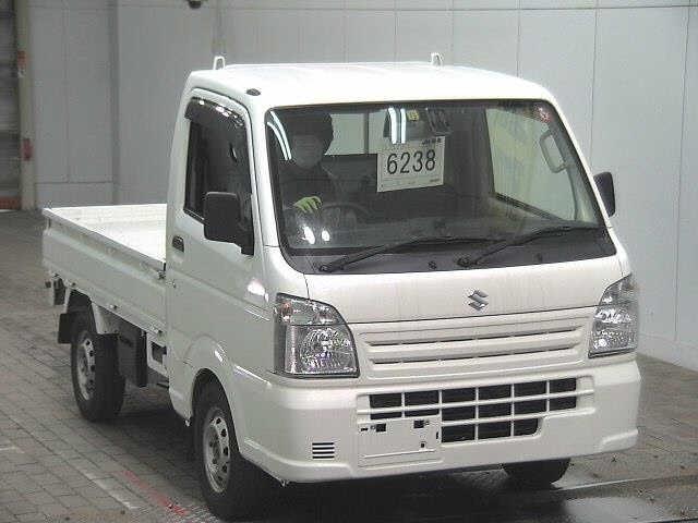 Import and buy SUZUKI CARRY TRUCK 2016 from Japan to Nairobi, Kenya