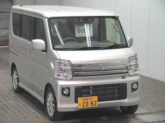 Import and buy SUZUKI EVERY WAGON 2020 from Japan to Nairobi, Kenya