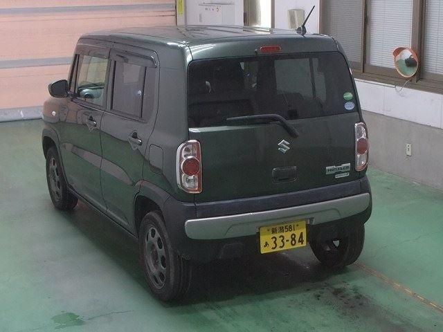 Import and buy SUZUKI HUSTLER 2014 from Japan to Nairobi, Kenya