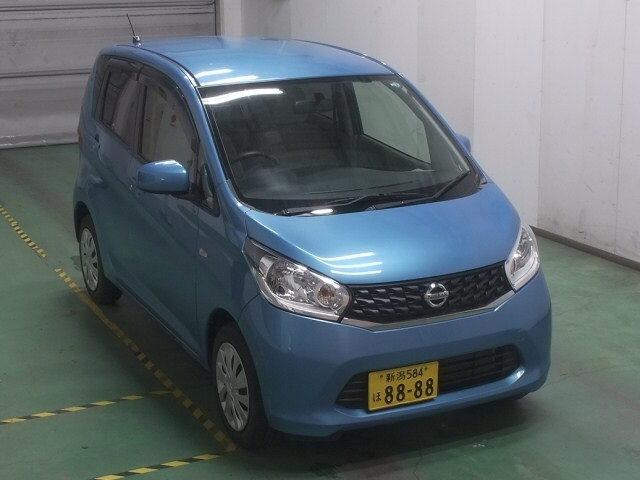 Import and buy NISSAN DAYZ 2014 from Japan to Nairobi, Kenya