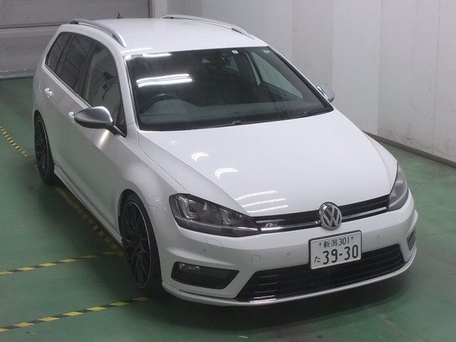 Import and buy VOLKSWAGEN GOLF VARIANT 2015 from Japan to Nairobi, Kenya
