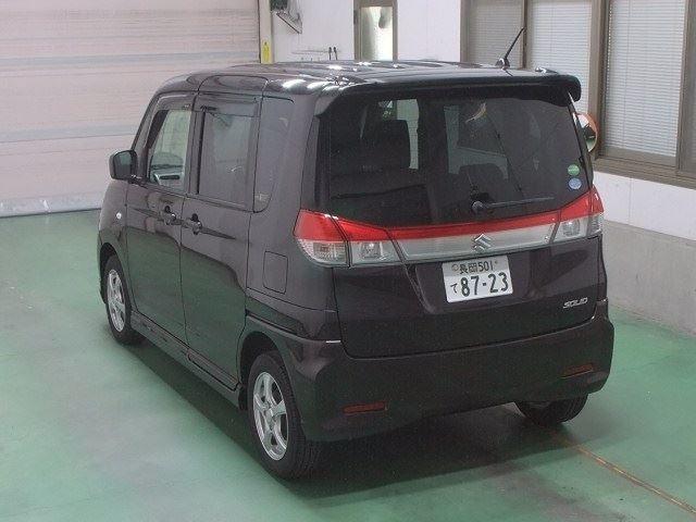 Import and buy SUZUKI SOLIO 2015 from Japan to Nairobi, Kenya