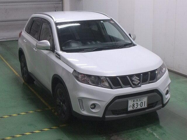 Import and buy SUZUKI ESCUDO 2018 from Japan to Nairobi, Kenya