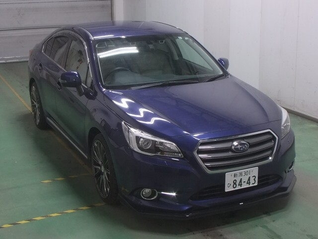 Import and buy SUBARU LEGACY B4 2017 from Japan to Nairobi, Kenya