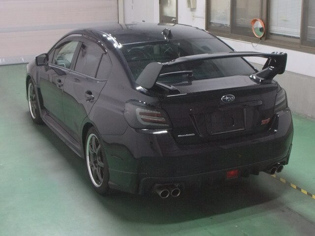 Import and buy SUBARU WRX 2015 from Japan to Nairobi, Kenya