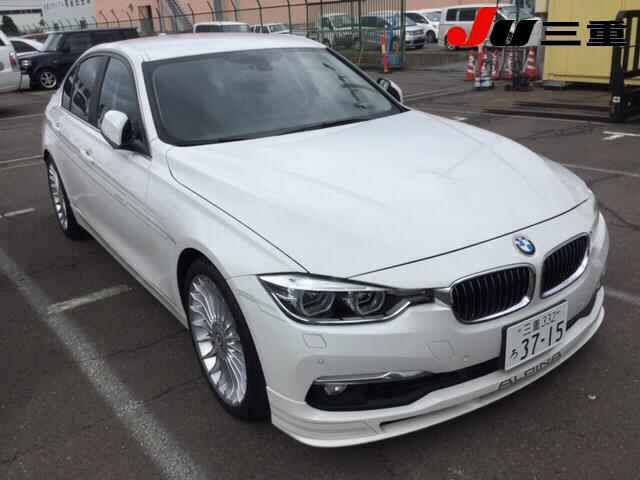 Import and buy BMW ALPINA 2016 from Japan to Nairobi, Kenya