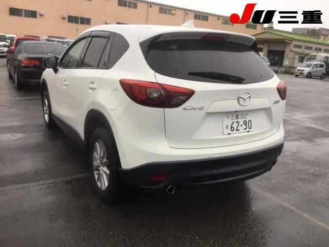 Import and buy MAZDA CX-5 2015 from Japan to Nairobi, Kenya