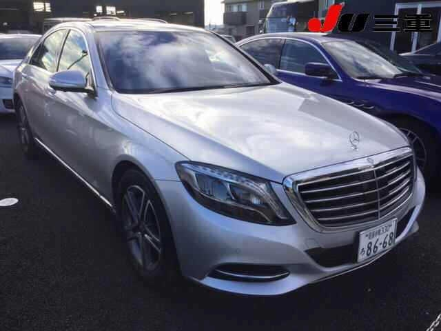 Import and buy MERCEDES BENZ S CLASS 2014 from Japan to Nairobi, Kenya