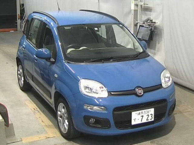 Import and buy FIAT PANDA 2014 from Japan to Nairobi, Kenya