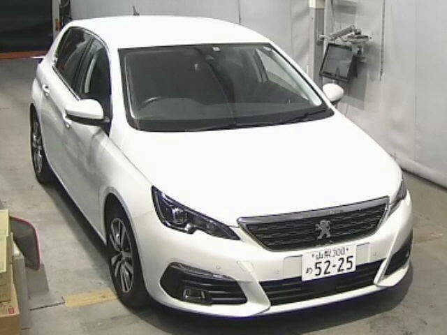 Import and buy PEUGEOT 308 2017 from Japan to Nairobi, Kenya