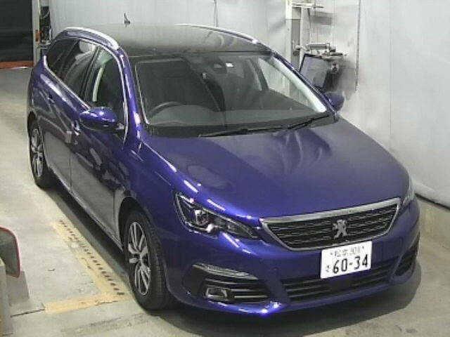 Import and buy PEUGEOT 308 2018 from Japan to Nairobi, Kenya
