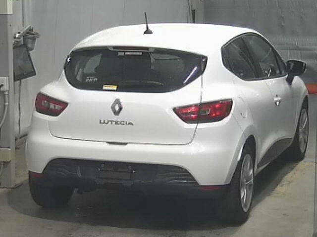 Import and buy RENAULT LUTECIA 2013 from Japan to Nairobi, Kenya