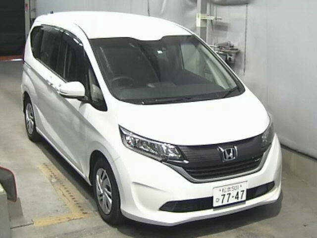 Import and buy HONDA FREED 2018 from Japan to Nairobi, Kenya