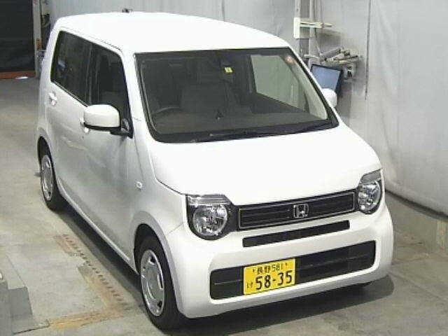 Import and buy HONDA N WGN 2021 from Japan to Nairobi, Kenya