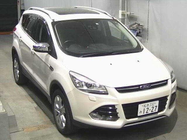 Import and buy FORD KUGA 2016 from Japan to Nairobi, Kenya